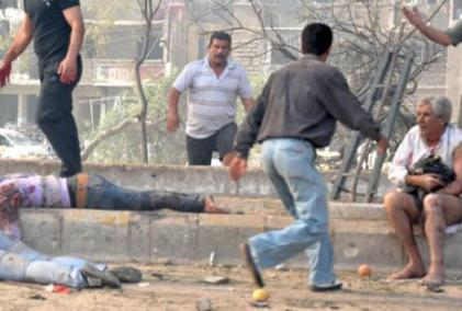 تفجير القزاز 10.05.2012